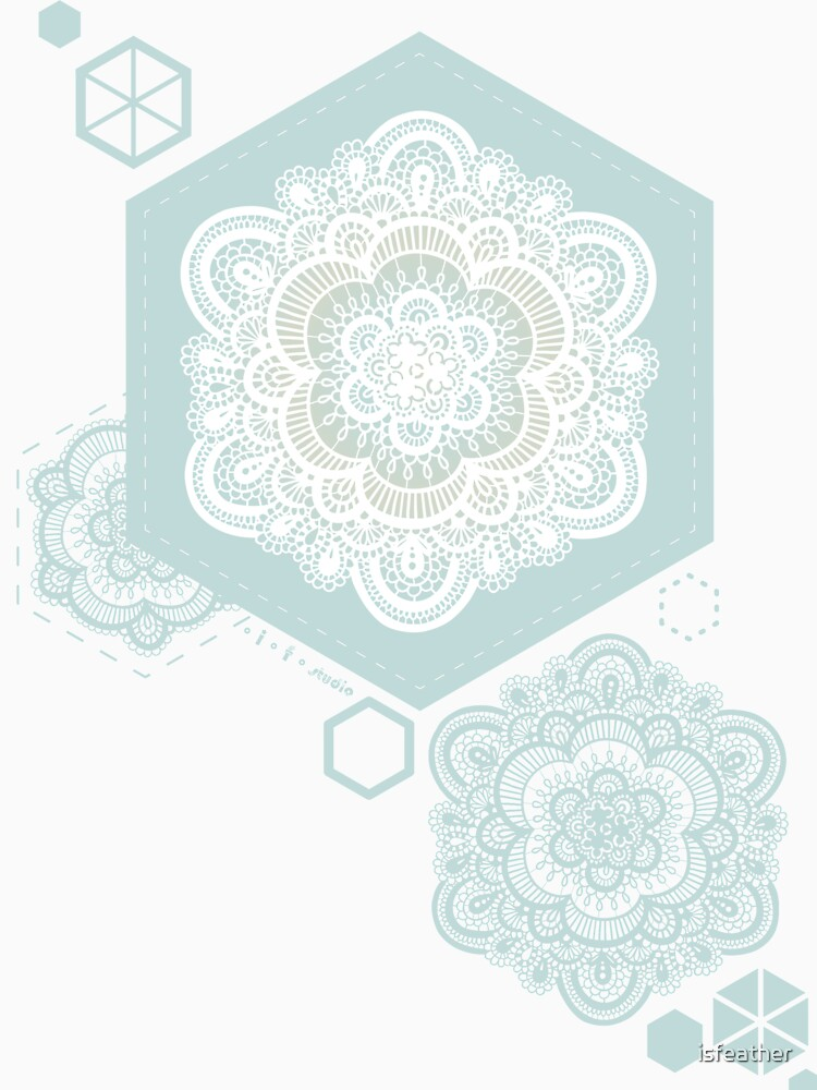 Floral Lace I by isfeather