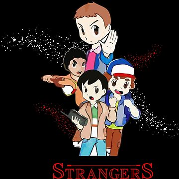 Strangers Things by joseluislopez