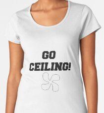 ceiling fan t shirt. halloween t-shirt costume - ceiling fan women\u0027s premium t shirt