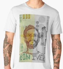 Bon Iver  Men's Premium T-Shirt