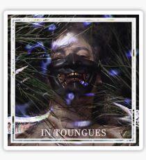 In Tongues - Joji Sticker