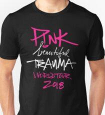 pink beautiful trauma T-Shirt