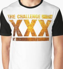 The Gold Logo Of The Challenge Series Graphic T-Shirt