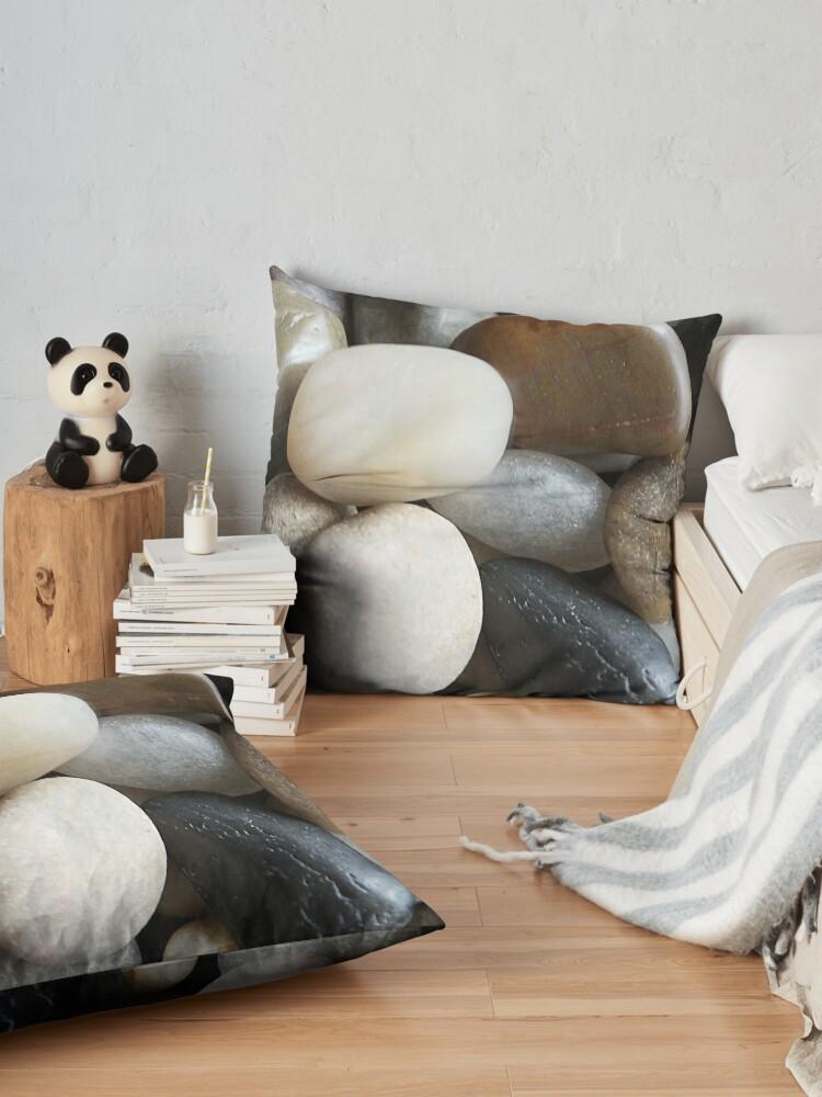 Alternate view of Pebbles Floor Pillow