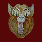 Here Kitty Kitty! by sharpie