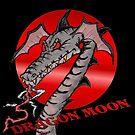 DRAGON MOON BLACK by mudkillslip