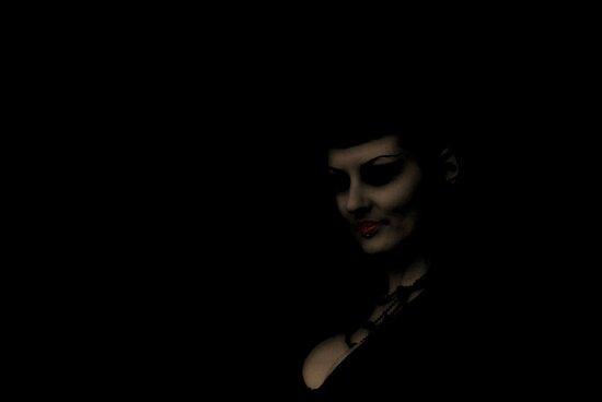 Dark Lady by TerraChild