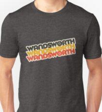 Wandsworth   Retro Stack Unisex T-Shirt