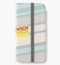 Greenwich | Retro Stack iPhone Wallet/Case/Skin