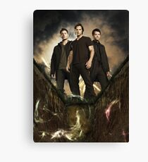 Supernatural TV-Series Canvas Print