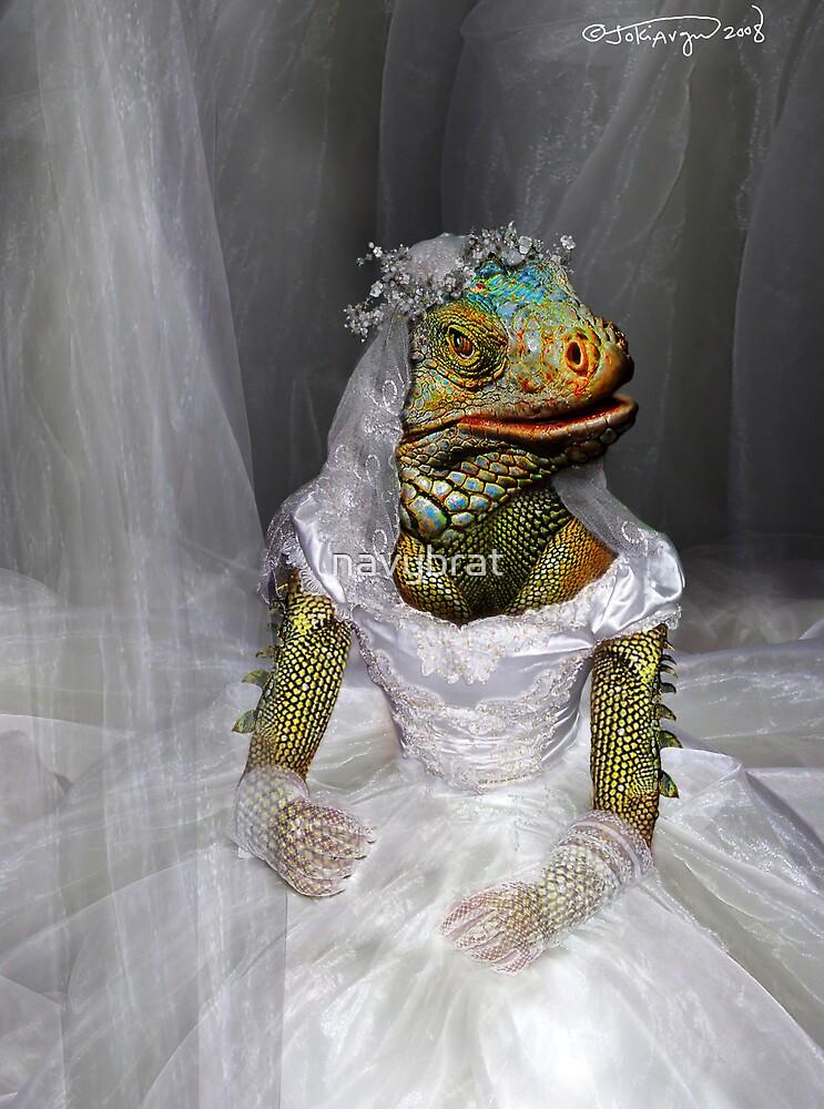 Woe-Man Series 7: woes of bride-zilla  by navybrat
