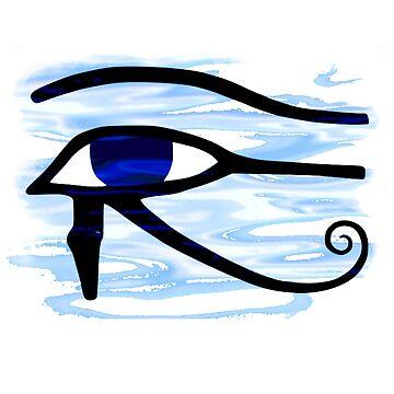 Eye of Horus by diazy05