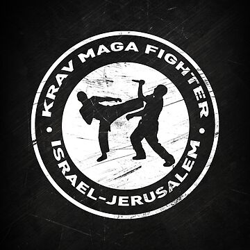 Krav Maga Fighter by Nattouf