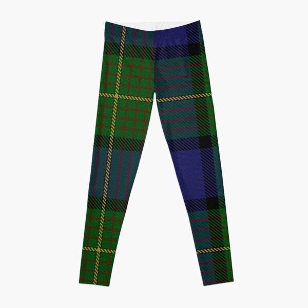 Scottish Plaid Leggings