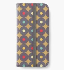 Retro Music Collection iPhone Wallet/Case/Skin