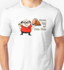 Green Egg And Yummy Meat Unisex T-Shirt