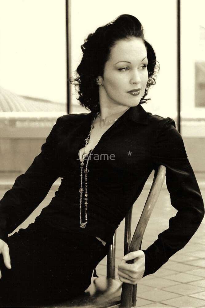 The Dame by Jerame    *