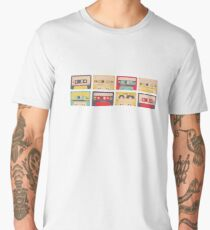 Retro Music Collection Men's Premium T-Shirt