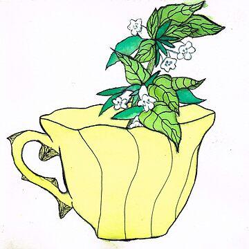 Lemon Balm by LordRosie