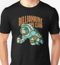 billionaire boys club - Fashion fades, only style remains the same. T-Shirt