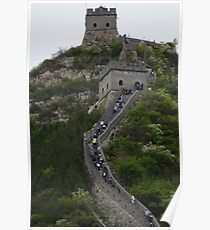 Beijing: The Great Wall of China Poster