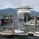 Big Ship Little Ship by Susan Kopeck