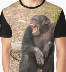 Chimpanzee Graphic T-Shirt