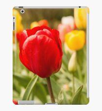 Springtime Tulips iPad Case/Skin