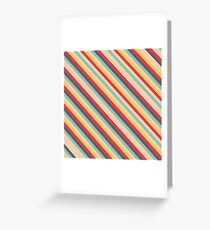 Retro Music Collection Greeting Card