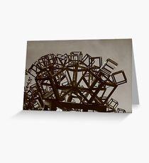 Sculpture 2 Greeting Card