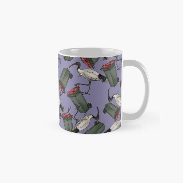 Bin Chicken - Purple Classic Mug