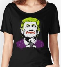 Donald Trump: Clown Prince - Classic Women's Relaxed Fit T-Shirt