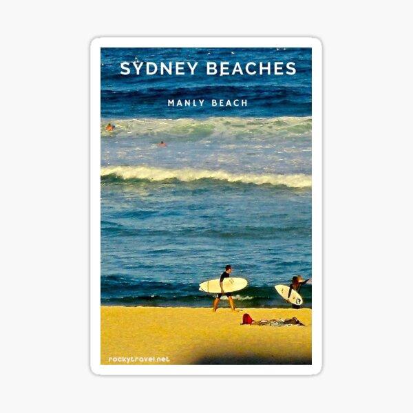 Manly, NSW, Sydney Australia  Sticker