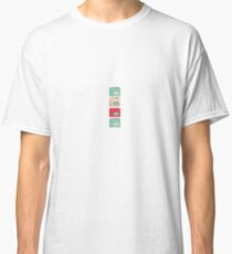 Retro Music Collection Classic T-Shirt