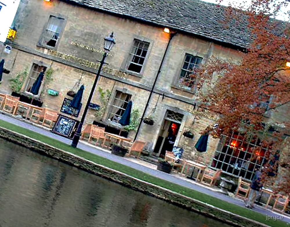 Bourton on the Water Angled by jpryce