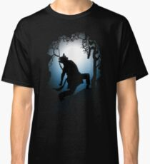 Howling Into The Woods Classic T-Shirt