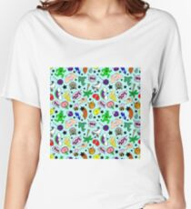 LoL Pattern Women's Relaxed Fit T-Shirt
