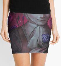 the fragile flower Mini Skirt