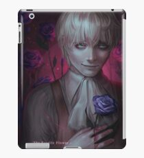 the fragile flower iPad Case/Skin