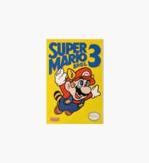 Super Mario Bros. 3 Re-Colored  Art Board