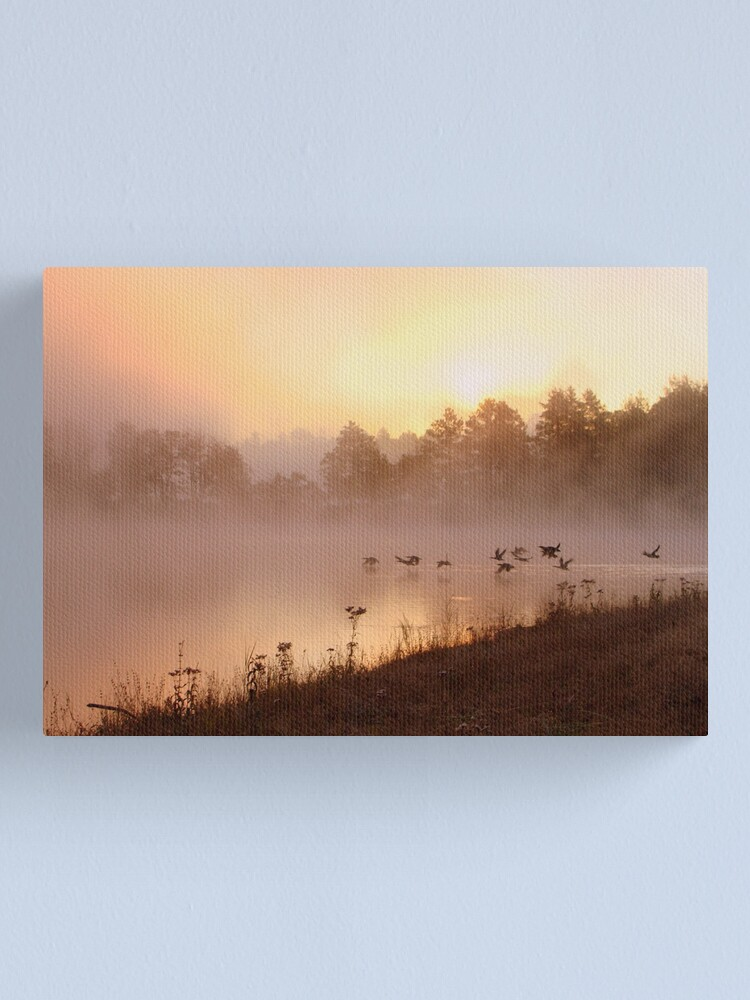 Alternate view of Creature of God Canvas Print