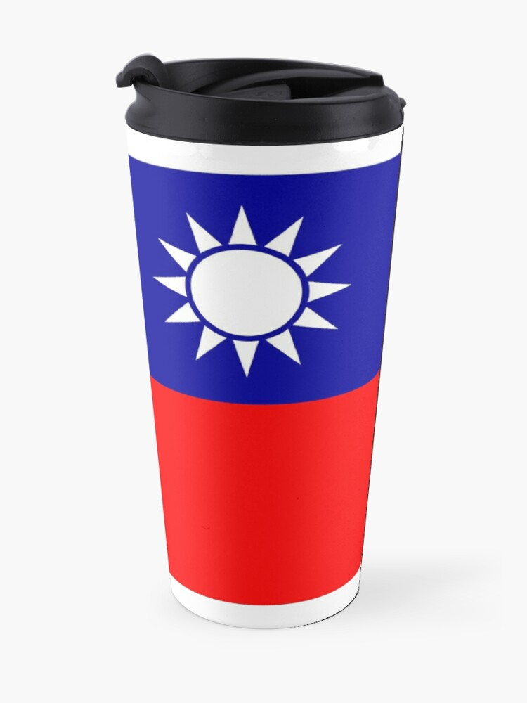 Alternate view of Taiwan Travel Mug