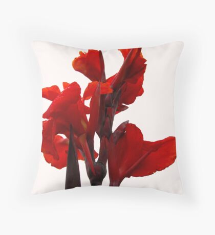 Canna1 Throw Pillow