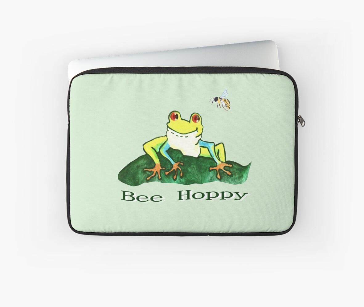 Bee Hoppy... by Robin Monroe