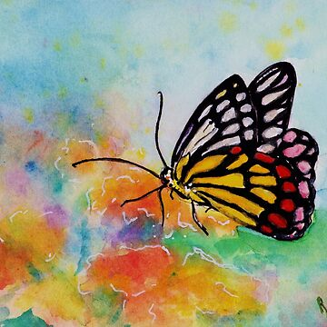 Song of Joy - Butterfly by MyWeb