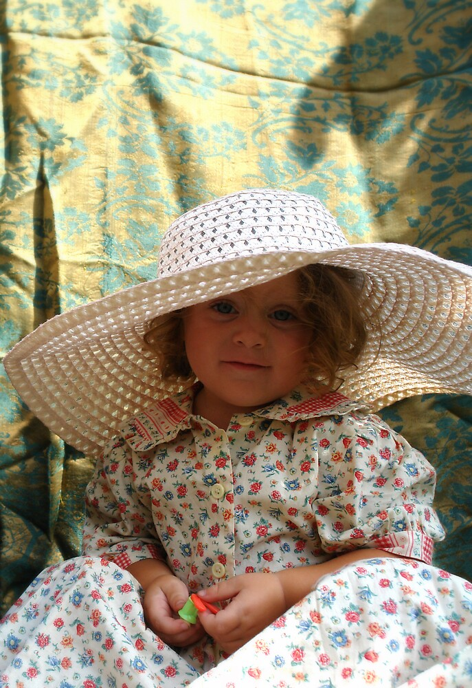 Hat Obsession by Ivana Ivanova Milcinoska