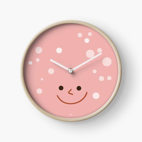 MORTADELLA O'CLOCK Clock