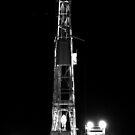 Drilling Rig by Angela E.L. Clements