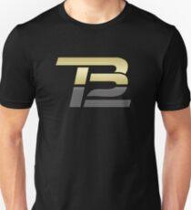 Brady TB12 Gold Grey T-Shirt