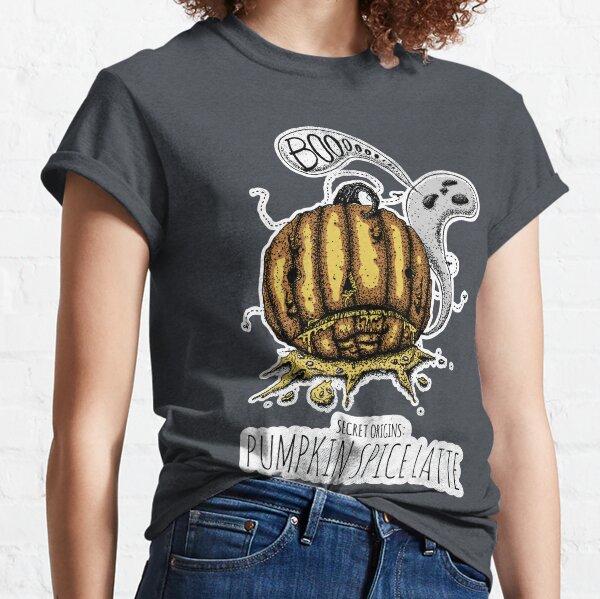 Secret Origins: Pumpkin Spice Latte Classic T-Shirt